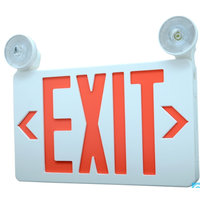 High Output Remote Capable Exit/Emergency Combo - ONE TIME LISTING