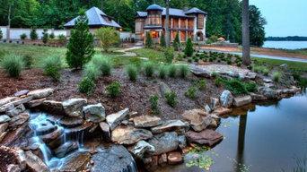 Lake Norman estate