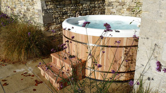 Urban Cedar Hot Tubs Finished Projects