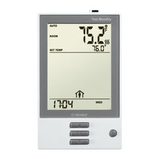 WarmlyYours nHance Programmable Thermostat, Class A GFCI, With Floor Sensor