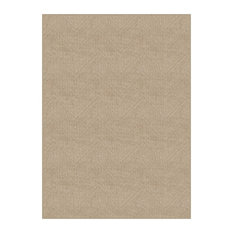 Milliken DREAM ROOM Chevron Pattern Carpet Area Rug,  Sesame XXL:13'x11'