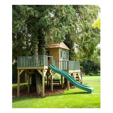 Children's Wooden Treehouse