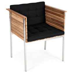 Contemporary Outdoor Lounge Chairs by Skargaarden