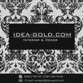 Фото профиля: Cтудия интерьеров IDEA-GOLD