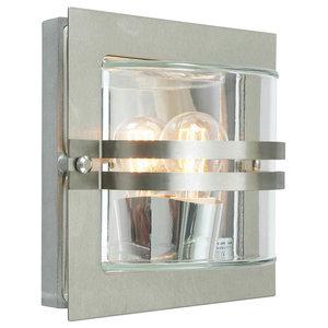 Bern Stainless Steel Wall Light