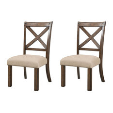 Picket House   Francis X Back Wooden Side Chair Set   Dining Chairs