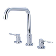 Motegi Double Handle Kitchen Widespread Faucet