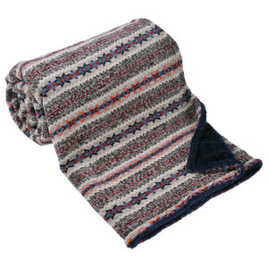 Bedford Knit Throw