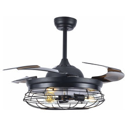 Industrial Ceiling Fans by Bella Depot
