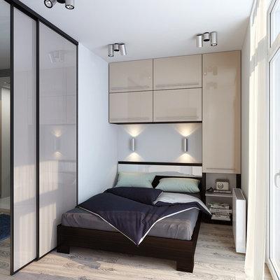 comment recloisonner l 39 espace salle de bains dans une chambre. Black Bedroom Furniture Sets. Home Design Ideas