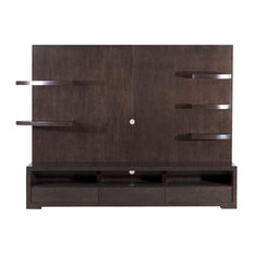 Wall Unit, Wenge