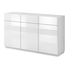 Alabaster Sideboard White Gloss