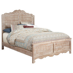 Farmhouse Panel Beds by Progressive Furniture