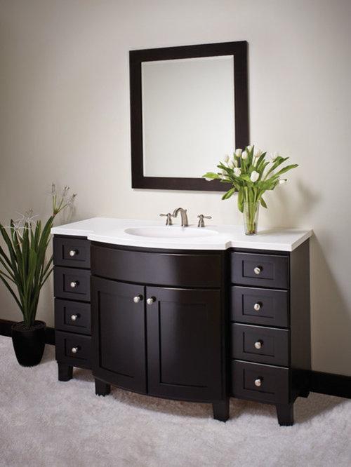 Semi Custom Bathroom Cabinets #26: Bertch Semi Custom Bath Cabinetry