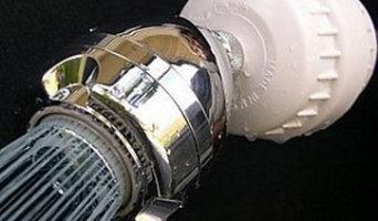 April Shower Classic - Water Softening 3 Spray Shower Head Filter