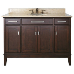 Transitional Bathroom Vanities And Sink Consoles by The Mine