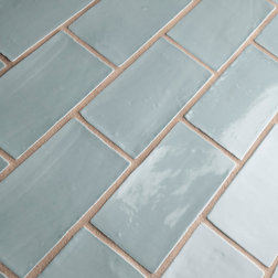 Traditional Wall And Floor Tile by SomerTile