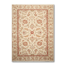 "5'10""X8'10"" Multi Color Hand Knotted Reversible Oriental Rug"