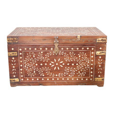 Colonial Bone Inlay Box