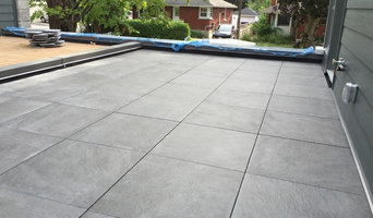 Garage Roof Top Patio