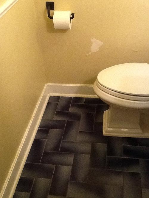 Paint Color To Match Navy Blue Tile, Navy Blue Bathroom Tile Paint