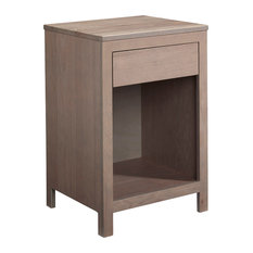 Jakob Nightstand Weathered Oak