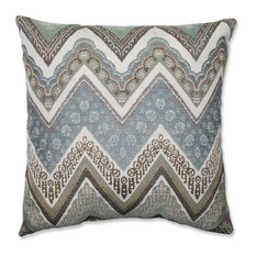 "Pillow Perfect Inc - Cottage Mineral 16.5"" Throw Pillow - Decorative Pillows"