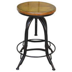 Industrial Bar Stools And Counter Stools by NACH