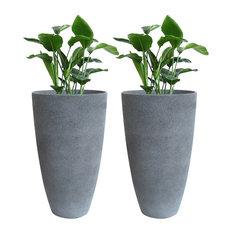 Tall Planters, Indoor/Outdoor