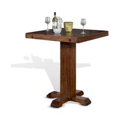 Sunny Designs Tuscany Pub Table Vintage Mocha