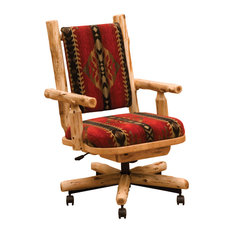 Rustic Desk Chairs