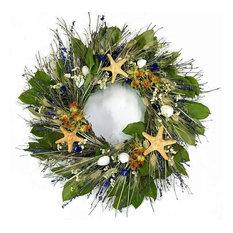 Big Sur Beach Wreath