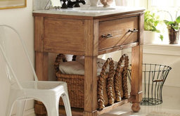 William Single Sink Console