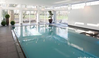 Indoor Bio-Schwimmbad