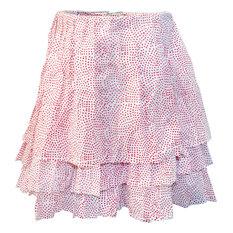 Lokta Paper Skirt Lampshade