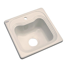 Wharton 1-Hole Bar Sink, Candlelyght