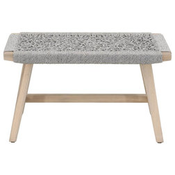 Beach Style Outdoor Footstools And Ottomans by HedgeApple