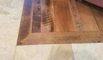 Custom Crafted, Solid, Reclaimed Hardwood Floor by Mission Hardwood Floor Co.
