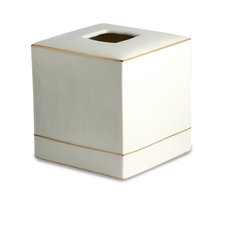 St. Honore Porcelain Tissue Holder