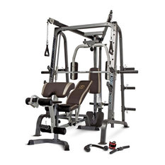 Marcy - Deluxe Smith Cage - Home Gym Equipment
