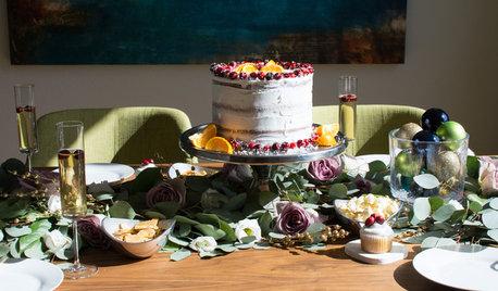 Рецепты: Новогодний торт Earl Grey
