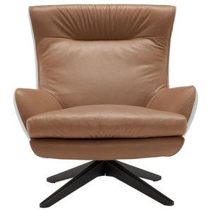 Rosemary 2-Tone Leather Armchair
