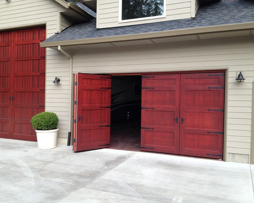Bi Fold Carriage Doors   Portland, OR