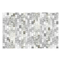 Mixed Marble Mural Wallpaper, 4 Panels