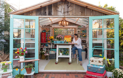 A New Book Offers Ideas for a Garden 'Room of One's Own'
