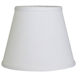 Transitional Lamp Shades by Cloth & Wire