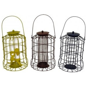 Squirrel Proof Bird Feeders, 3-Piece Set