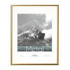 "Timeless Frames Metal Gold Wall Frame, 11""x14"""