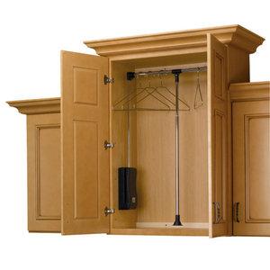 Heavy Duty Wardrobe Closet Lift   Contemporary   Closet ...