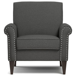 Transitional Armchairs And Accent Chairs by Handy Living